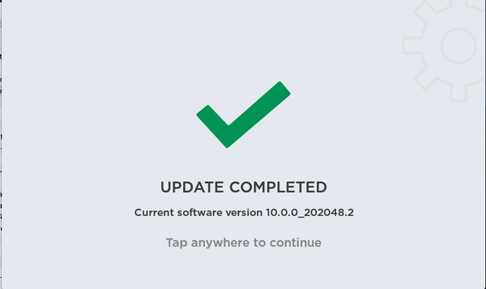 UpdateCompleted
